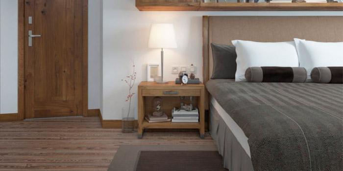 C mo combinar el parquet con muebles y puertas parquet - Combinar color suelo y paredes ...