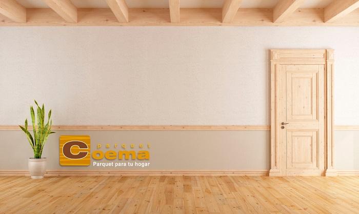 elegir una puerta de madera en Granada