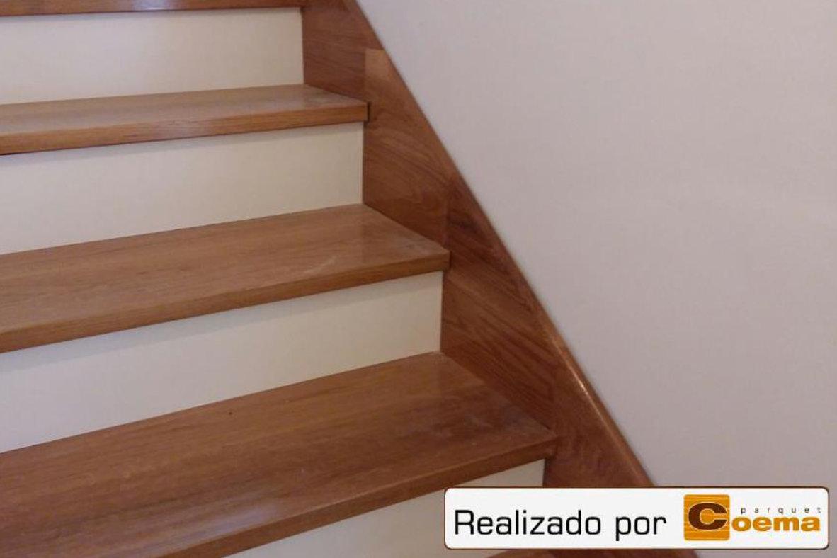 Escaleras reforzadas