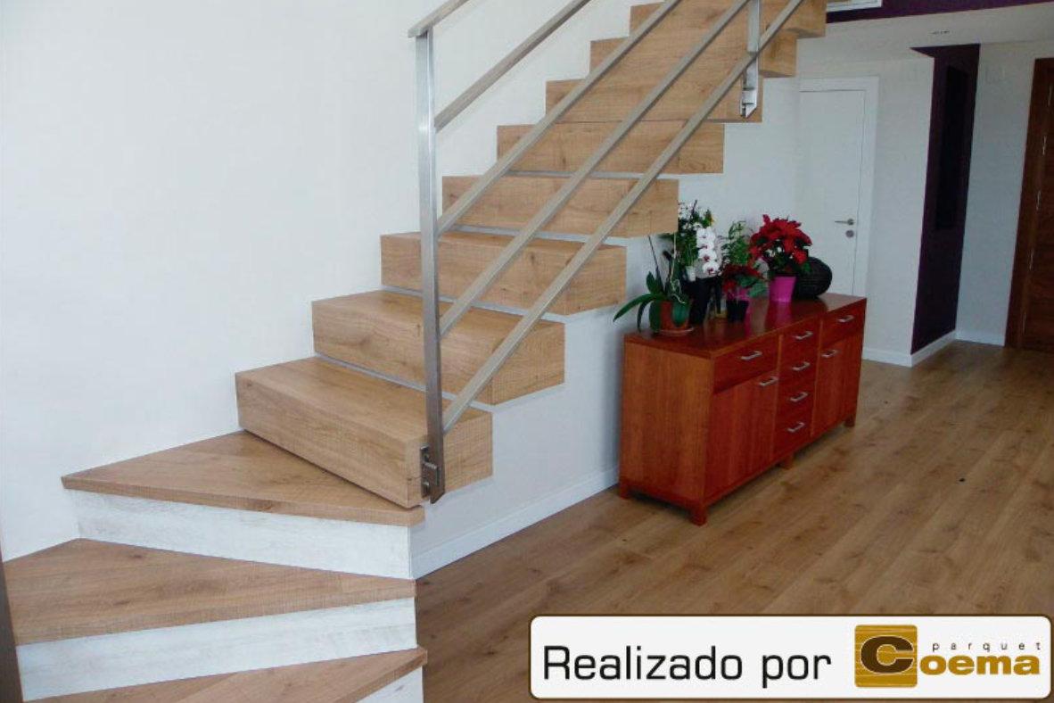 Escaleras Malaga