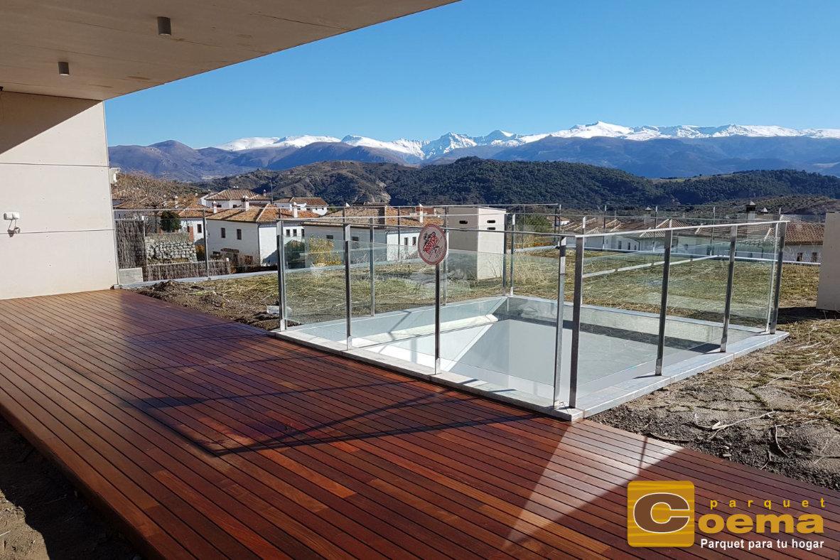 Tarimas Exteriores en Granada